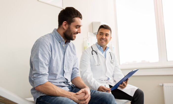 Your doctor's own belief in your treatment can become your belief, with measurable health outcomes, suggests a new study. (Syda Productions/Shuttterstock)