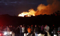 Fire Engulfs Japan's Shuri Castle, a World Heritage Site in Okinawa