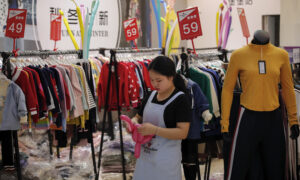 China's Economy Struggles as Consumers Tighten Belts