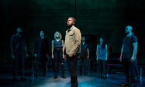 Theater Review: 'The Wrong Man'