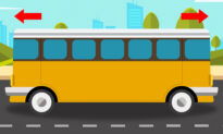 Which Direction Is This Bus Traveling? 80 Percent of Children Under 10 Can Solve It Instantly!