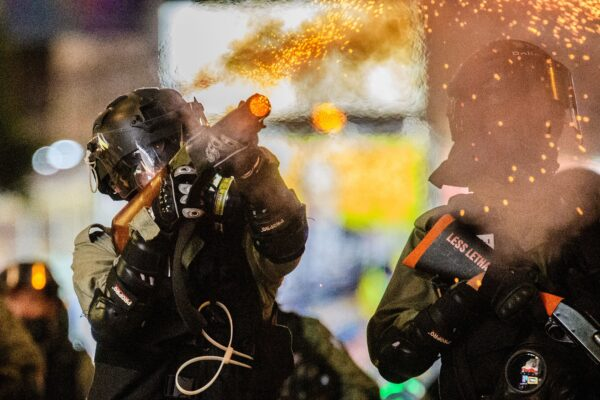HONG KONG-CHINA-POLITICS-UNREST-CRIME