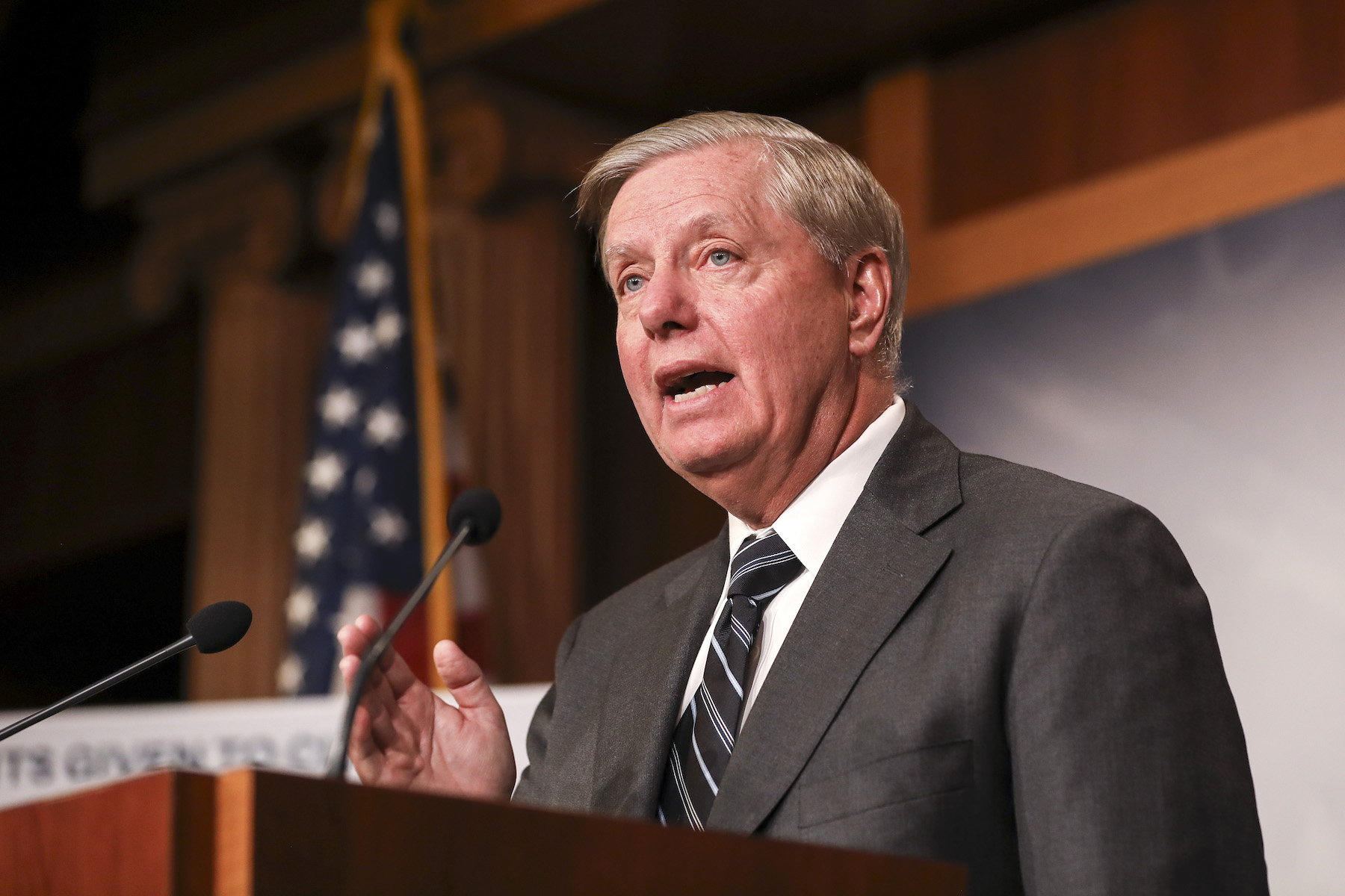 Graham Reveals Release Date of Inspector General Horowitz's Report on Alleged FISA Abuse