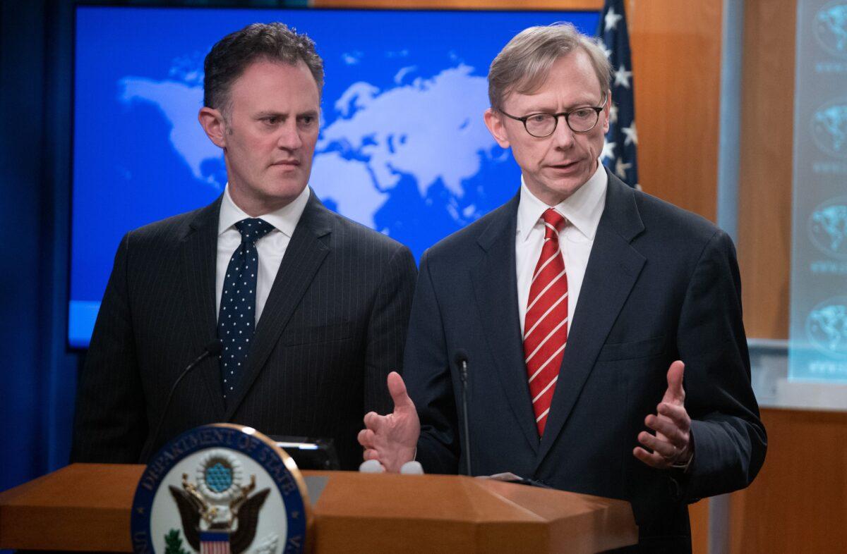 Ambassador Nathan Sales