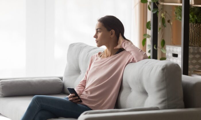 Waiting for your phone to tell you the best time to conceive? Be aware, many apps aren't worth the 1s and 0s they are coded from. (fizkes/Shutterstock)