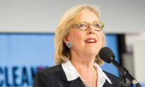Elizabeth May Steps Down as Canada's Green Party Leader