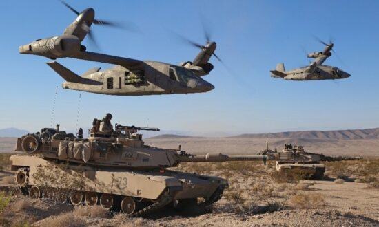 Army Publishes 16-Year Modernization Plan to Outpace China With New Battle Concept