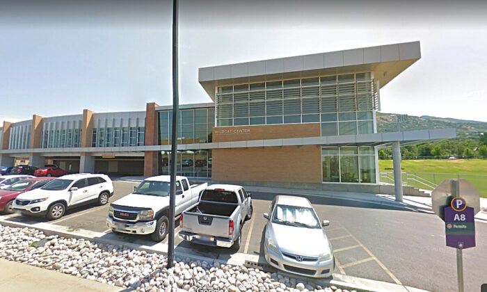 A street view of Weber State University campus. (Google Maps)