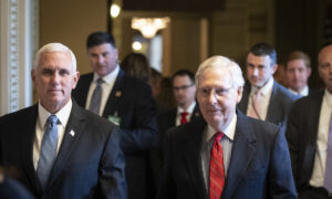 McConnell: If Impeachment Trial Were Today, Trump Wouldn't Be Removed From Office