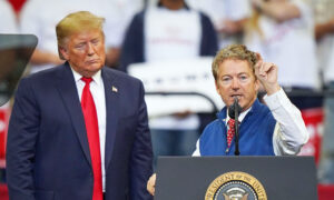 Courts Did Not Fully Hear Trump's Election-Fraud Challenges: Sen. Rand Paul