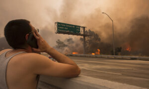 Who's to Blame for Power and Cell Phone Problems During Wildfire Season?