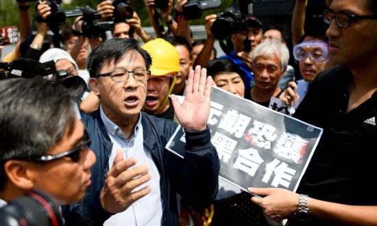 Hong Kong Pro-Beijing Lawmaker Stabbed By Attacker