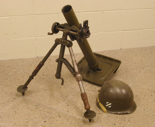 Mortar WWII