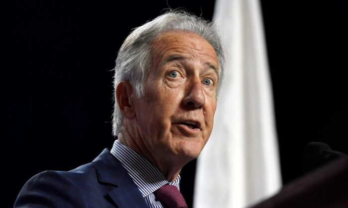 House Ways and Means Committee Chair Rep. Richard Neal, D-Mass. (The Canadian Press)