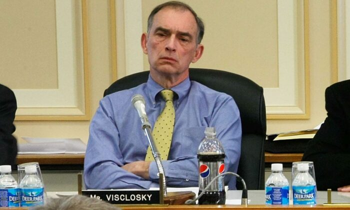 Rep. Peter Visclosky (D-Ind.) in a file photo. (Photo by Alex Wong/Getty Images)