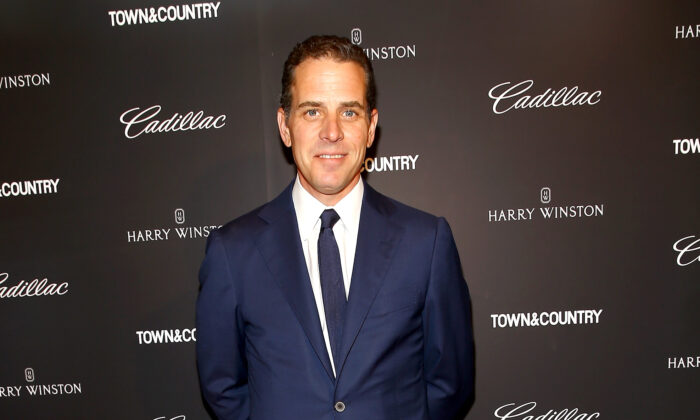 Hunter Biden at Lincoln Center on May 28, 2014, in New York City. (Astrid Stawiarz/Getty Images for Town & Country)