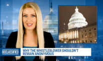 Why the Whistleblower Shouldn't Remain Anonymous