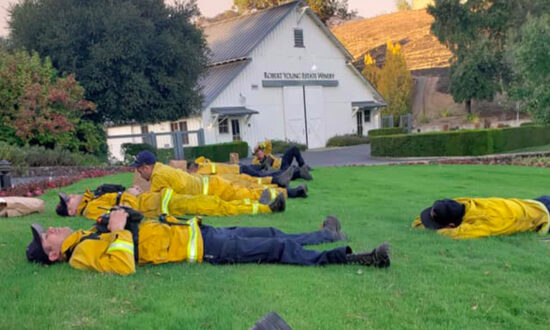 Harrowing Photos Reveal Heroic Firefighters Battling 2019 California Wildfires