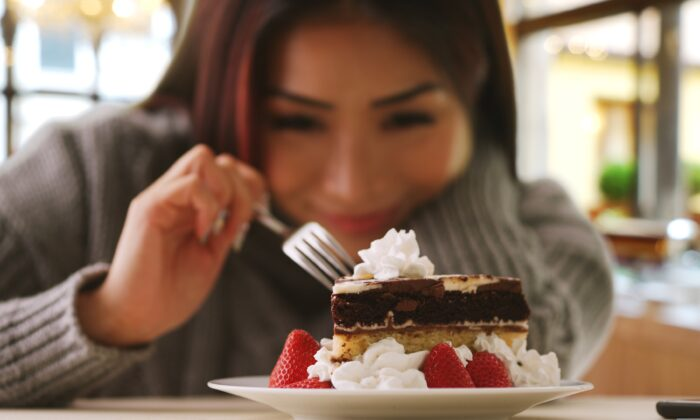 That sugary treat is about to set off a chain reaction that could make you less capable of exercising self control. (Rocketclips, Inc./Shutterstock)