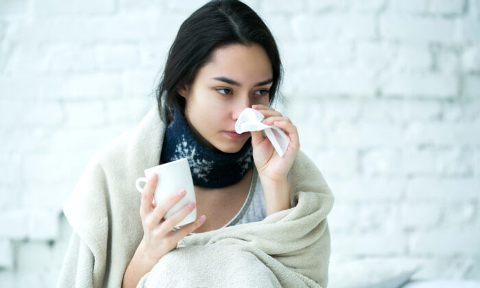 While some viruses help protect us, others hijack healthy cells to create an invading army that our immune system then adapts to and destroys. (Irina Bg/Shutterstock)