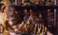 Portraitist Sandra Kuck's Romantic Realism