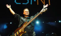 Gary Sinise & the Lt. Dan Band Rock Thousands of Soldiers and Veterans Around the World
