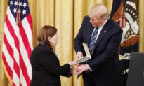 Trump Posthumously Awards Presidential Citizens Medal to 9/11 Hero Who Saved Thousands