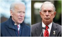 Biden Says He Would Welcome Bloomberg in Democratic Primary