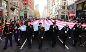 A Poignant Veterans Day Memory