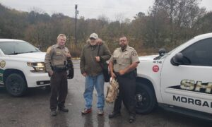 Deputies Help Disabled Veteran Found Walking 100 Miles to Doctor's Appointment