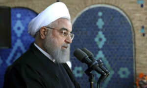 Iran President: More Uranium Being Enriched Than Before Obama-Era Deal