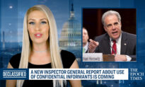 A New Inspector General Report Is Coming