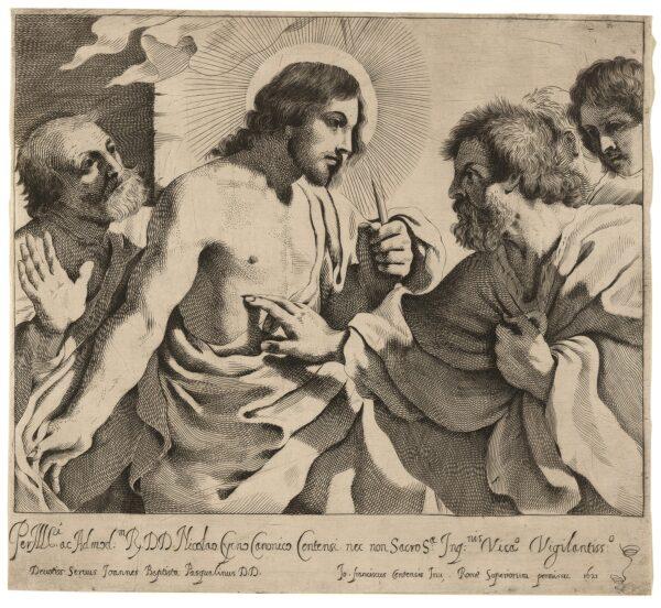 Christ and Saint Thomas