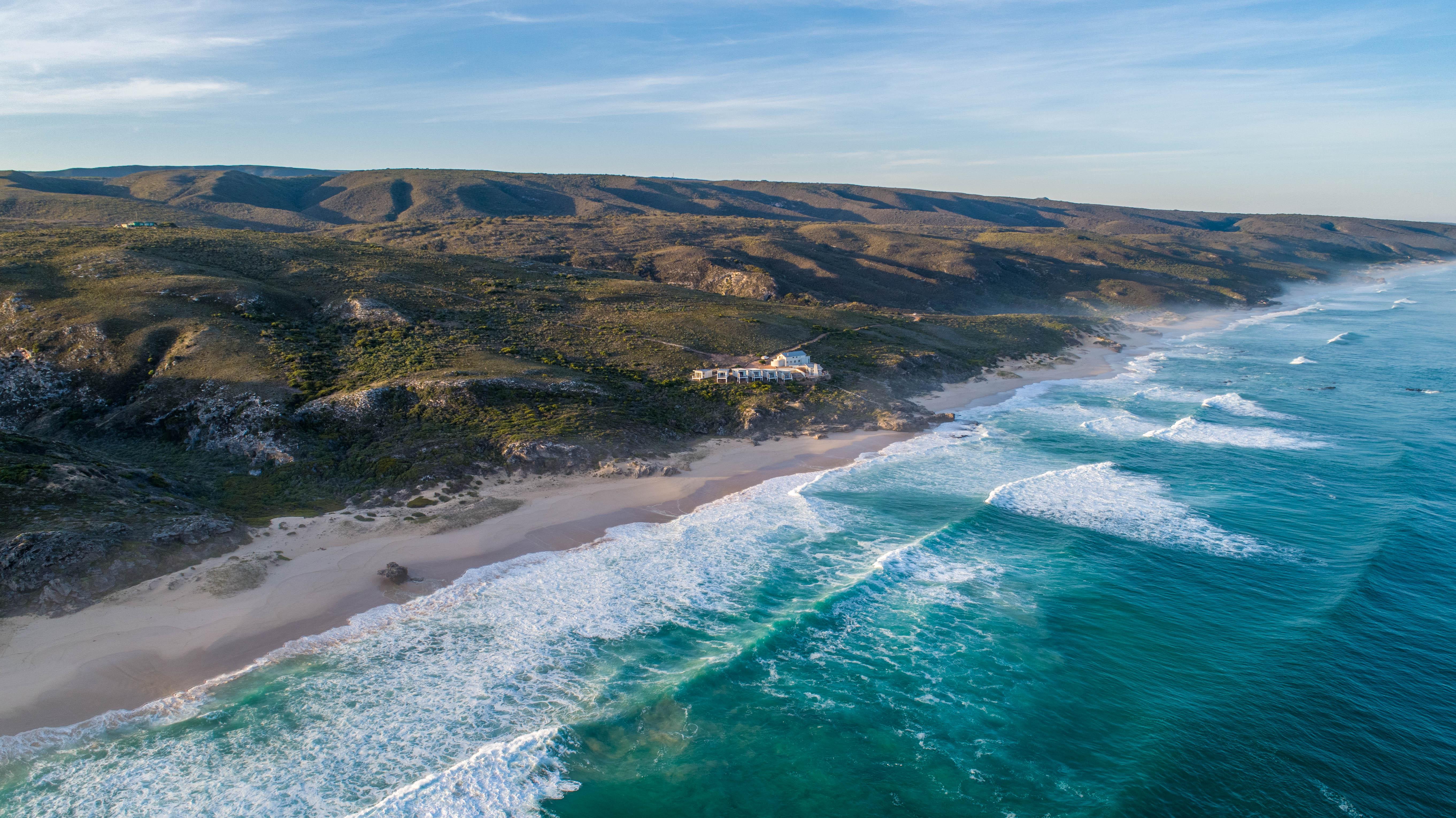 Lekkerwater Beach Lodge - Drone footage