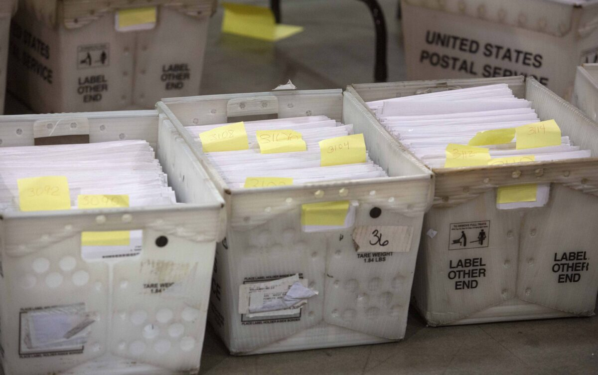 Report Flags Issues With 24,000 Voter Registrations in Single Florida County