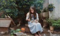 Painter Clodoaldo Martins's Soft Light and Nostalgia