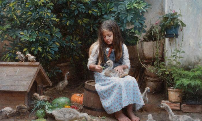 """Milena's Poultry"" by Clodoaldo Martins. (Clodoaldo Martins)"
