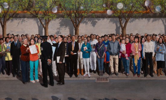 'April 25th, 1999' by Haiyan Kong Wins Gold at 5th NTD International Figure Painting Competition