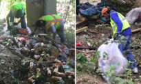 Austin Homeless Paid $15 per Hour to Clean Public Spaces Thanks to Outstanding City Program