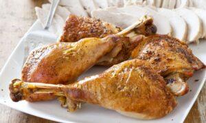 Make-Ahead Roast Turkey and Gravy
