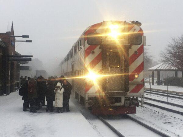 Train chicago