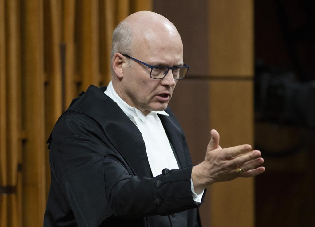 Geoff Regan Looks to Keep Role as Speaker of the House of Commons in Canada