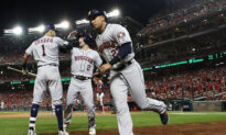 Houston Astros Members Stole Opponents' Signs Using Outfield Camera: Report