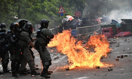 Hong Kong High Court Denies Injunction Filed by Students After Violent Campus Clashes With Riot Police