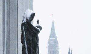 Changing Roles in Canada's Judiciary, Parliament Is Eroding Democracy
