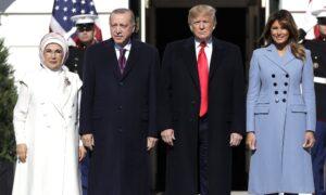 Trump Discusses Syria, Libya With Turkey's Erdogan: White House