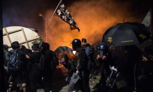 'Path of No Return:' Hong Kong Protests Reach New Intensity, Prompting Fears of Protracted Crisis