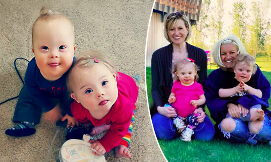 2 Moms Have Babies With Down Syndrome That Become Best Friends and Internet Stars