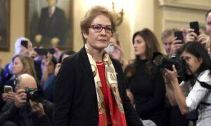 Yovanovitch Urged Firing of Top Prosecutor Amid Ukraine's Presidential Election