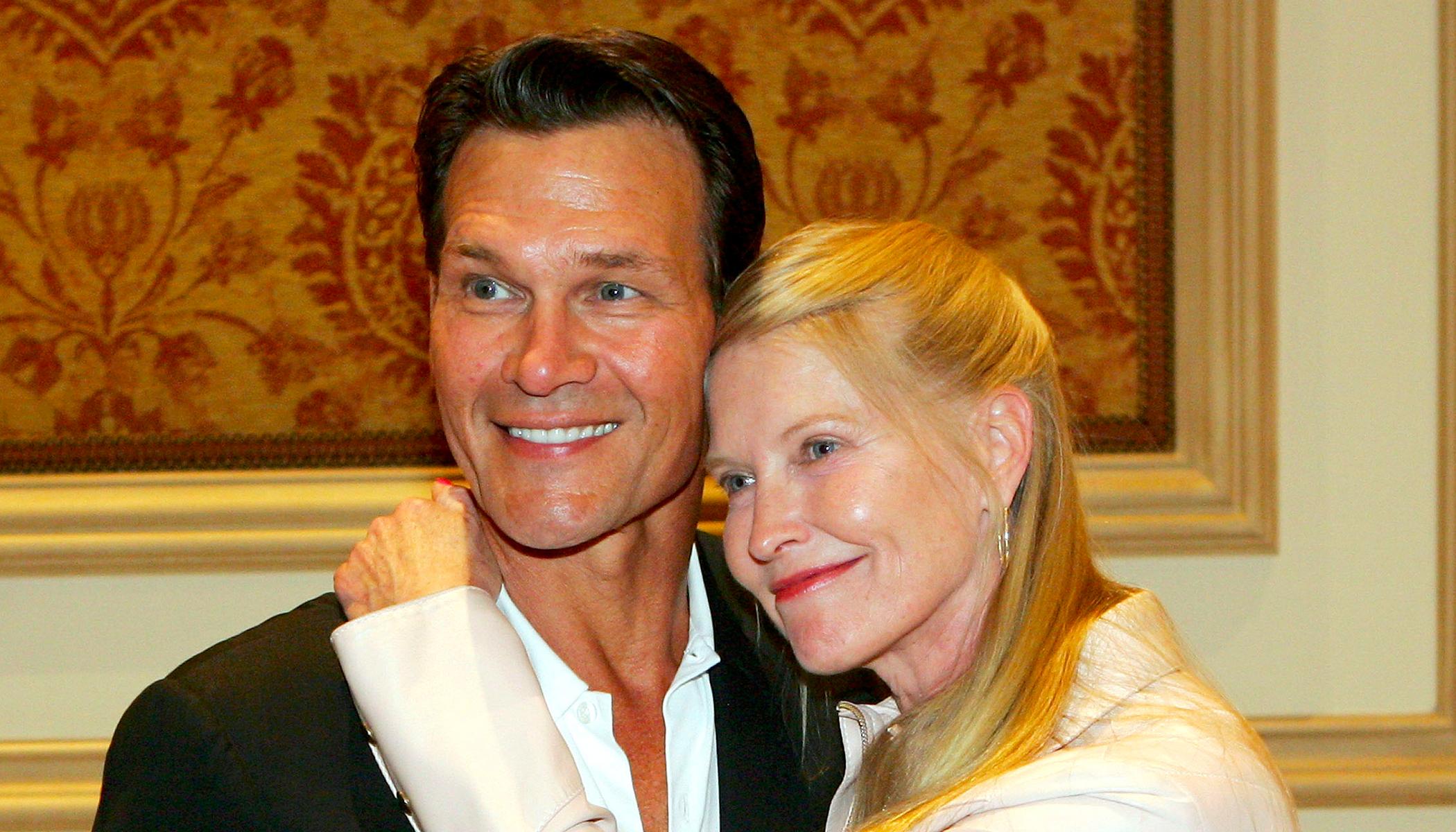 Patrick Swayze's Wife Remembers Her